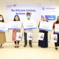 FIF Group Salurkan Bansos ke 5 Yayasan