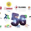 Siapkan Layanan 5G, Tiga Operator Seluler Ternama Ikut Lelang Frekuensi 2,3 GHz