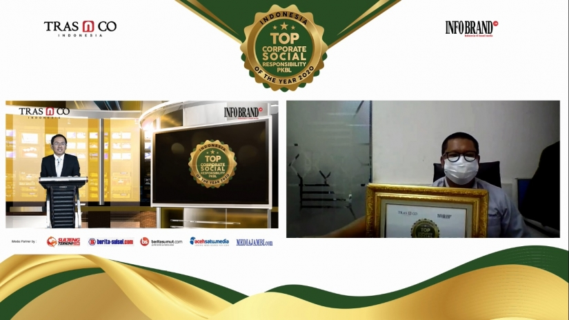 Punya 373 Mitra Binaan, PT Timah Sabet Top CSR dan PKBL of The Year 2020