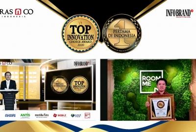 Tawarkan Virtual Kost Operator, RoomMe Sabet Penghargaan Pertama di Indonesia 2020