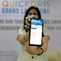 Dukung Pertumbuhan Transaksi, BI Luncurkan QuickQRIS