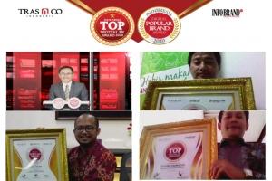 Top Digital PR & Top Popular Brand Award 2020: Kimia Farma Group Raih 4 Penghargaan