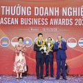 Mayora Sabet ASEAN Business Award 2020 Kategori Priority Integration Sector
