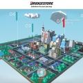 Bridgestone Pamerkan Konsep Kota Virtual Masa Depan pada Ajang CES 2021