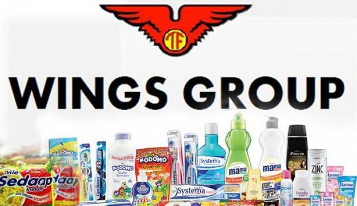 Official Store Jadi Inovasi Wings Manjakan Konsumen