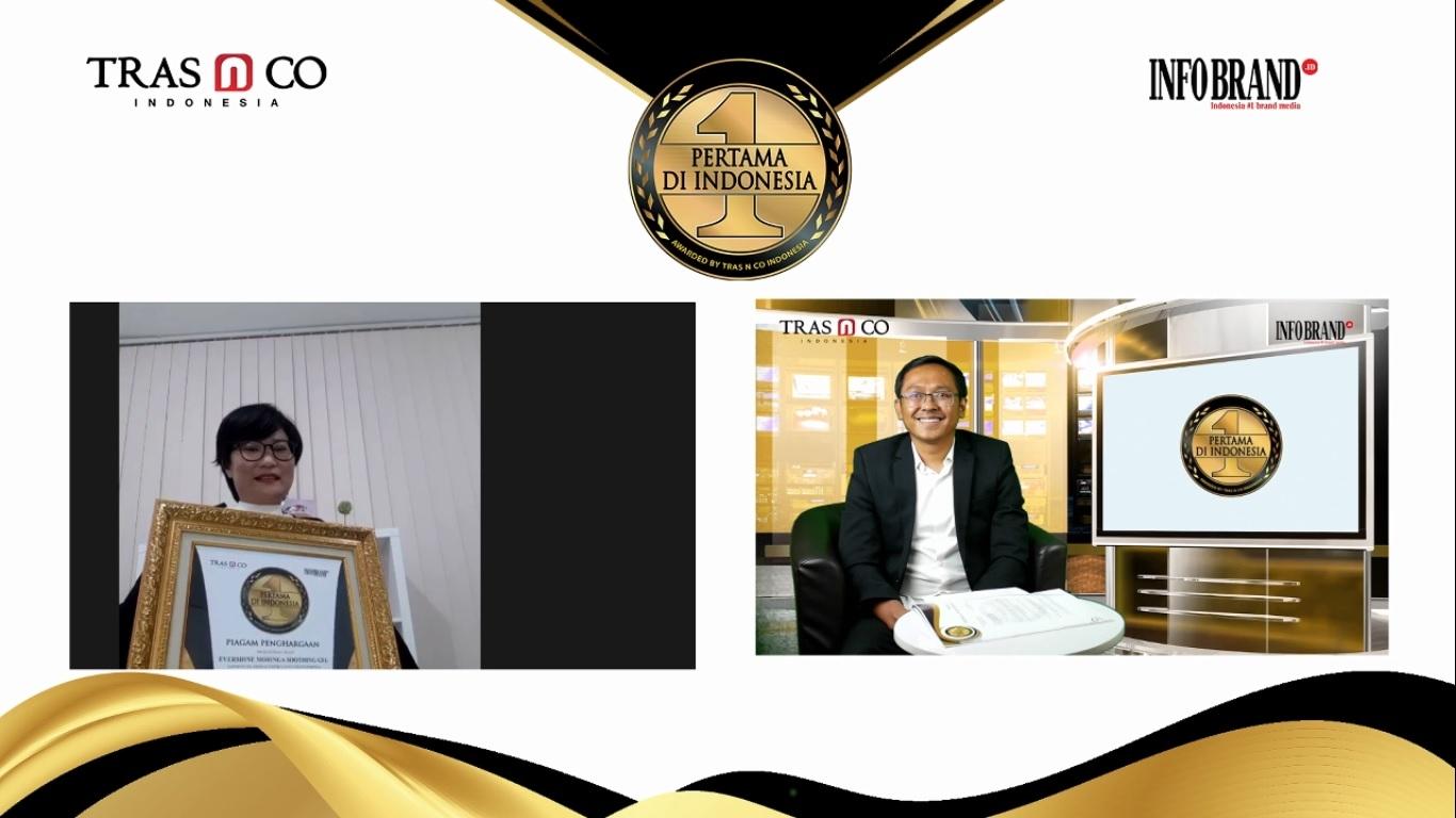 Sulap Daun Kelor Jadi Produk Kecantikan, Evershine Moringa Soothing Gel Sabet Penghargaan Pertama di Indonesia