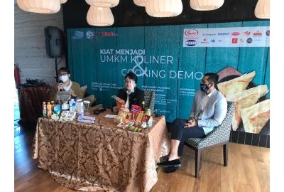 Manfaatkan Pemasaran Online, Bisnis Kuliner Bertahan di Masa Pandemi