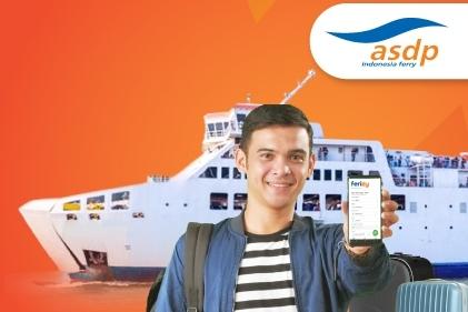 Kini Lebih Mudah Bayar Tiket Kapal Ferry dengan ShopeePay