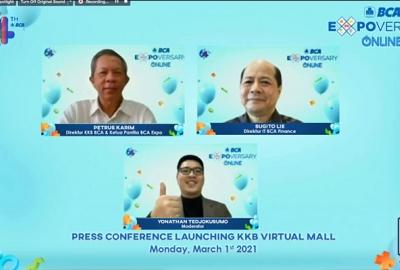 Penuhi Keinginan Masyarakat Melihat Mobil Secara Online, BCA Hadirkan Virtual Mall