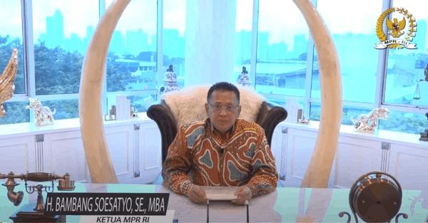 Ketua MPR; IIMS Virtual 2021 Phase 2 Jadi Momentum Dorong Pertumbuhan Otomotif Nasional