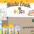 Madu Enak Stick Plus Vitamin C, Pertama di Indonesia Dominasi Pasar Anak-Anak