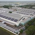 Pasang 1.548 Panel Fotovoltaik, Softex Manfaatkan Tenaga Surya di Pabrik Sidoarjo