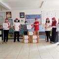 #PeduliLansia, MECCAYA Sumbangkan 1000 Paket Donasi ke Panti Wreda dan Puskesmas
