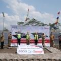 Danone Bangun Fasilitas Boiler Biomassa Pertama di Jawa Tengah