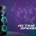 PAS 8SCA22, Speaker Terbaru Polytron Dilengapi dengan Animated Light