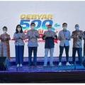 Pesta Virtual dan Pengundian Program Gebyar 500 Gerai Biru Berlangsung Meriah