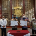 Kerjasama BSI dan Polda Banten Untuk Pemulihan Ekonomi di Masa Pandemi Covid-19
