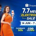 7.7 Juli Jadi Waktu Yang Tepat Ganti Alat Elektronik!