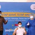 Vaksinasi dari PT. Nestle Indonesia Diadakan di Empat Kota Besar