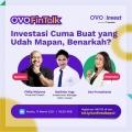 Tips dari OVO Pada Kaum Milenial Untuk Kelola Uang di Masa PPKM