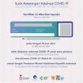 Perjalanan Udara Wajib Pakai Aplikasi Pedulilindungi Guna Cegah PCR & Vaksinasi Palsu