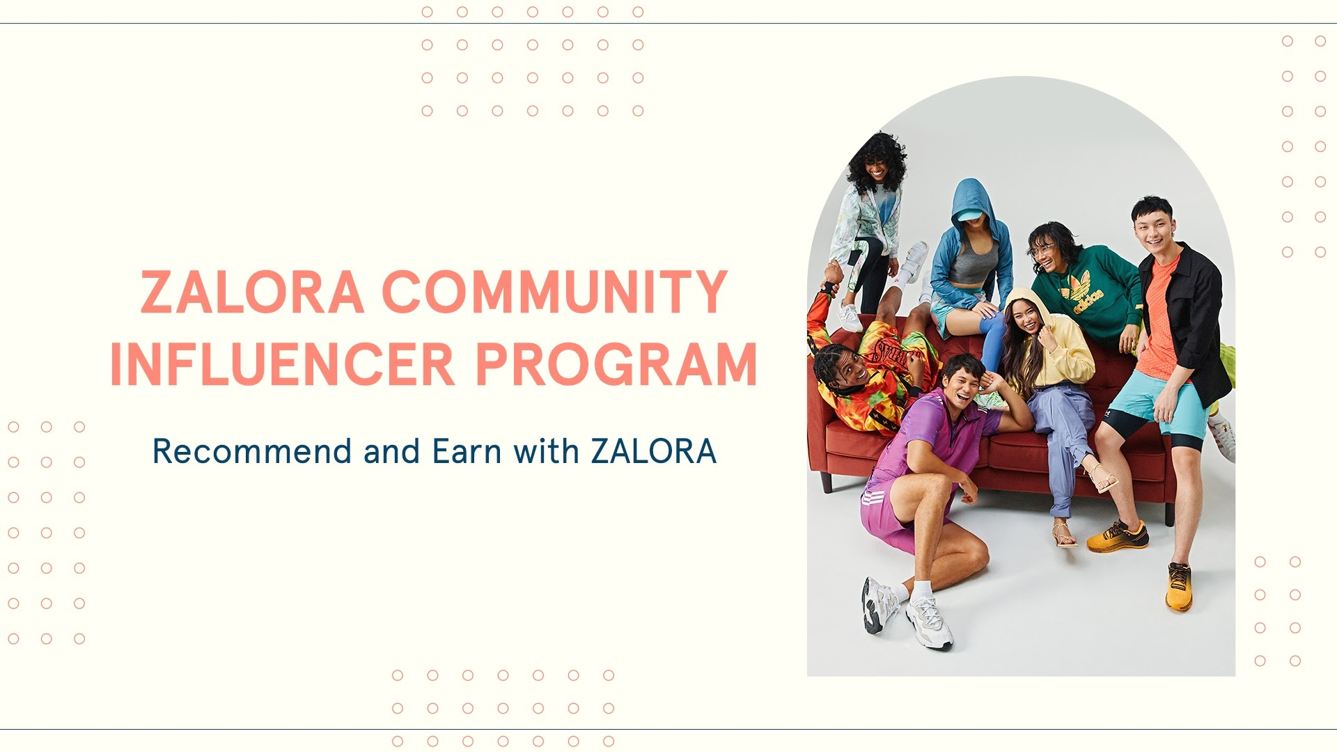 Lewat Program Community Influencer, ZALORA Ajak Masyarakat Naikan Pendapatan di Masa Pandemi