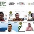 Jaminkan Hari Tua dengan Berwirausaha Pintar, PT. Taspen Join Penjurian Top CSV Award 2021