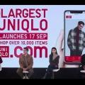 Toko Online UNIQLO.COM Hadirkan Promo di Periode Grand Launching