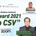 Top CSV Award 2021, Ajang Penghargaan CSV Pertama di Indonesia
