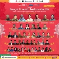 Program Puncak Karya Kreatif Indonesia Ajak Seluruh UMKM Ikut Serta Tahun Ini
