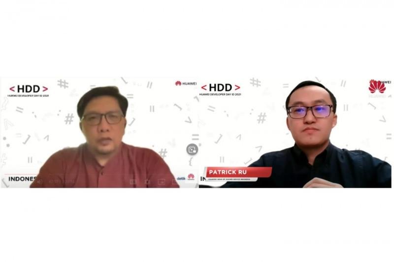 Developer Day 2021: Huawei Perkuat Dukungannya pada Mitra & Developer