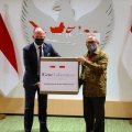 iGene Laboratory Singapura mendonasikan 25.000 Kit PCR SARS-CoV-2 ke Indonesia
