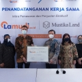 Dorong Ketersediaan Rumah Rp100-400 jt, Lamudi.co.id Pasarkan Mustika Village Karawang
