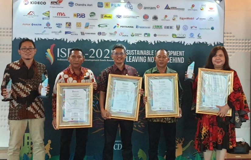Anak Usaha Archi Menang Penghargaan Platinum di Event Indonesian SDGs Award 2021