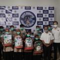 INSA Beri Santunan 250 Anak Yatim Terdampak Pandemi