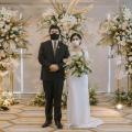 Hotel Santika BSD Bagikan Promo Intimate Wedding dengan Protokol Kesehatan