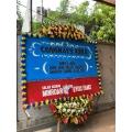 EVOS Fams Kirimkan Papan Bunga Ke Peserta MPL Season 8