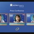ASTRA Property Berbagi Energi Positif melalui Living First 2021: Feel The Life