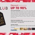 Big Branded Bazaar MAPCLUB Hadir Online dan Offline