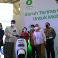Grab Pesan 6.000 Lebih Sepeda Motor Listrik Buatan Jawa Tengah