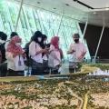 Tim Kementerian PUPR Lakukan Study Banding ke BSD City