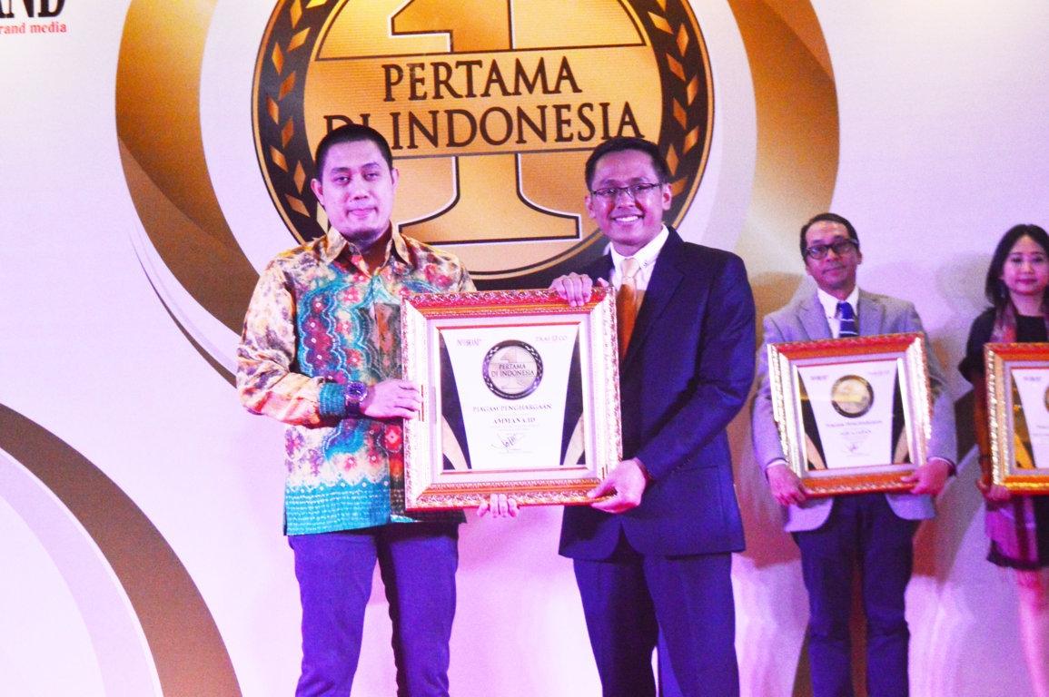 Pertama Di Indonesia - Ammana.id