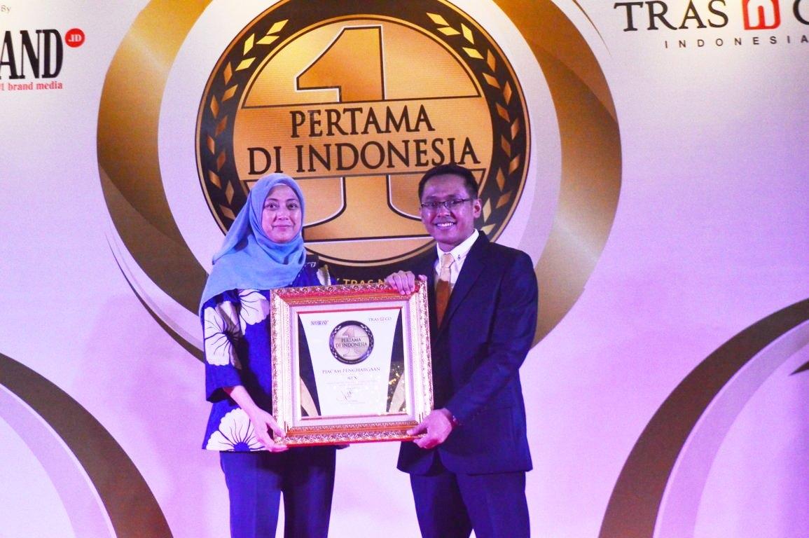 Pertama Di Indonesia - Bank BTN