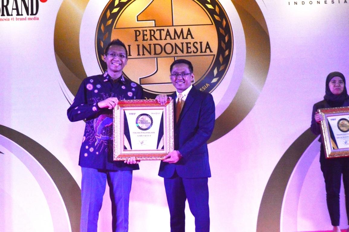 Pertama di Indonesia - Gary Saluut