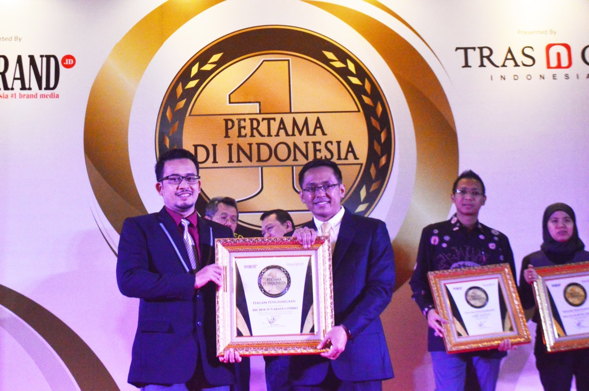 Pertama Di Indonesia - Richoco Nabati