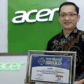 Acer Indonesia Raih Peringkat Pertama Top Brand Award Selama 11 Tahun Berturut-turut