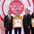 ONDA Di Dapuk Penghargaan Indonesia Digital Popular Brand Award 2018