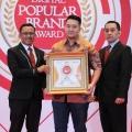 Kapal Api Sabet Penghargaan Indonesia Digital Popular Brand Award 2018