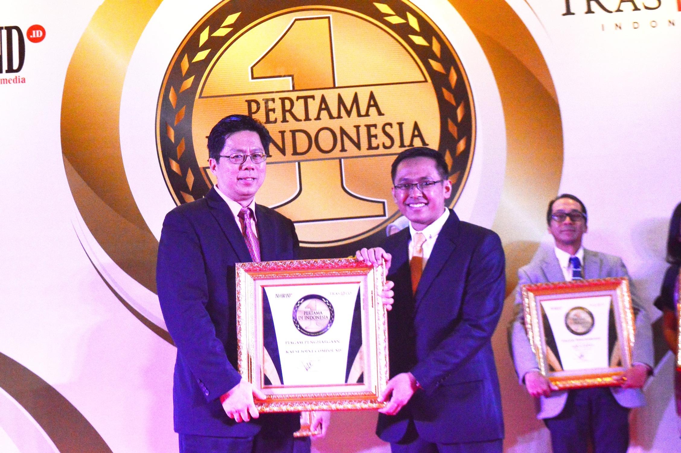 Kalsi Board Menangkan Penghargaan Pertama Di Indonesia 2018 Atas Inovasinya Membuat Kompon Fibersemen Anti Retak