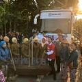 Dorong Stabilisasi Harga Pangan, Menteri Rini Ikut Panen Raya dan Serap Gabah di Yogyakarta